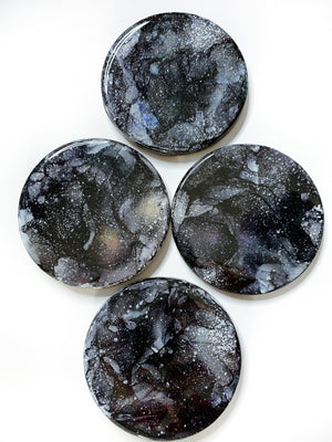 Black Moon Coasters
