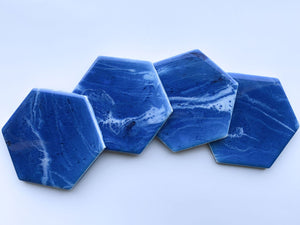Royal Blue Waters Coasters