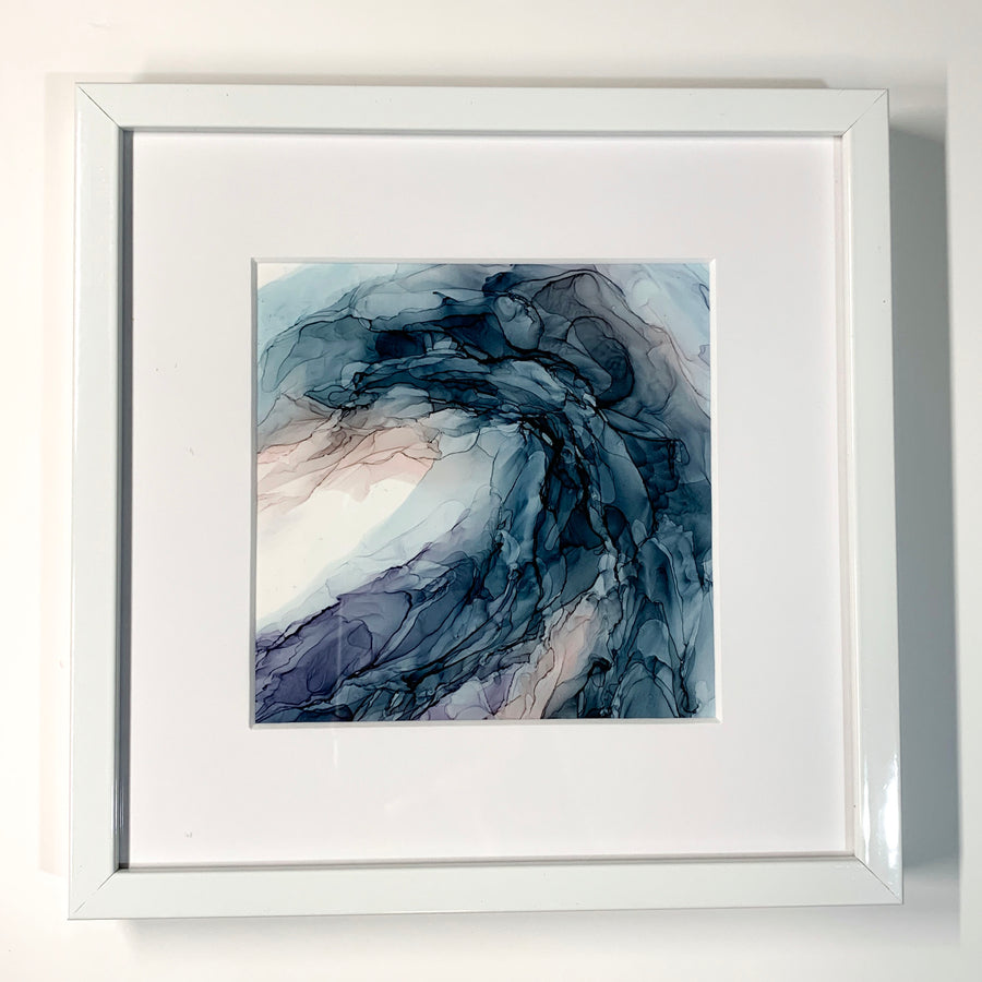 FL Wave Framed Mini