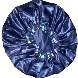 Ranye Satin Bonnet