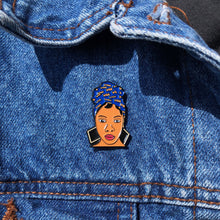 Load image into Gallery viewer, Tochi Headwrap Pin - Chiwrapz