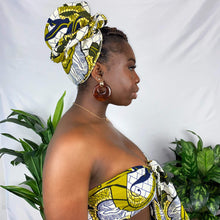 Load image into Gallery viewer, Nkolika Petite Headwrap