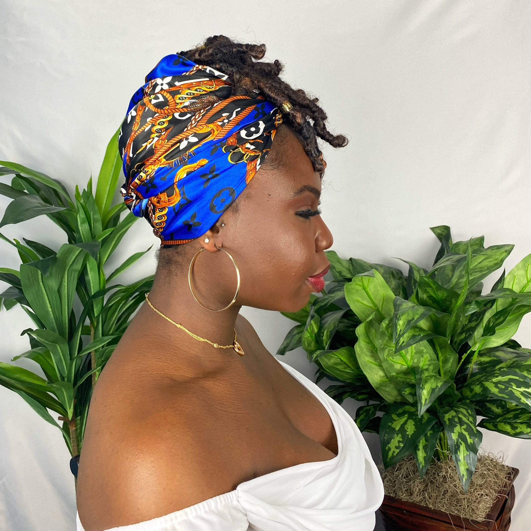 Lyla Silk Headwrap