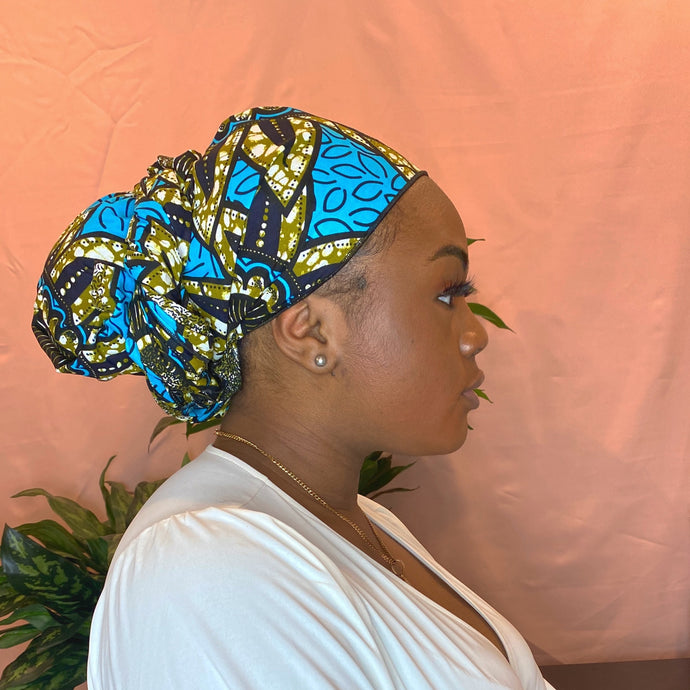 Obioma Satin Lined Headwrap