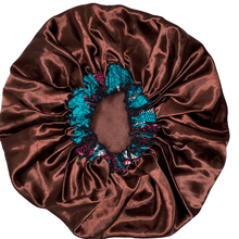Load image into Gallery viewer, Kasara Silk Jumbo Bonnet