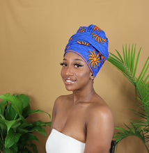 Load image into Gallery viewer, Iru Satin Lined Headwrap