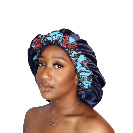 Ngozi Satin Bonnet