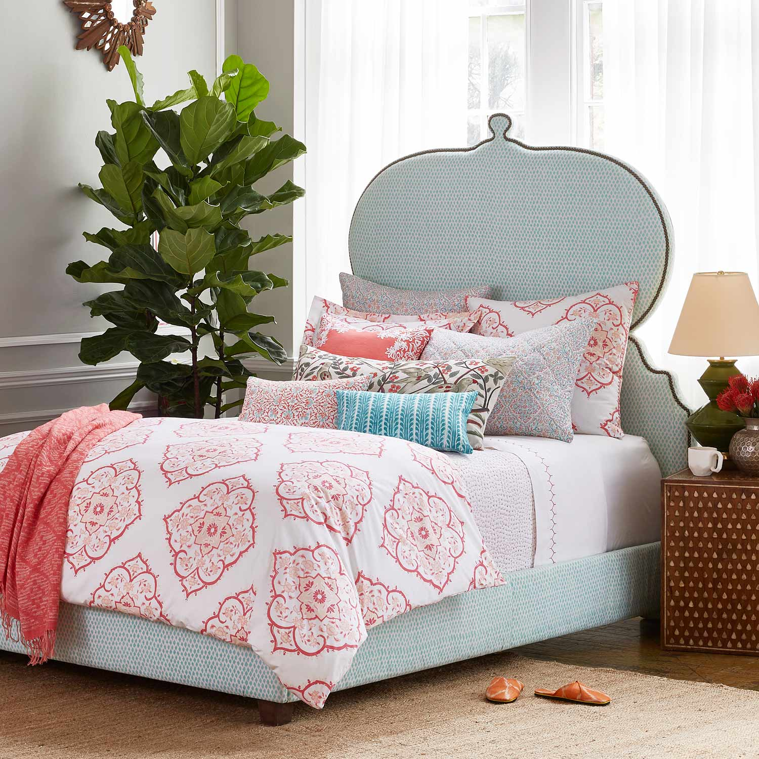 Komala Bed Collection