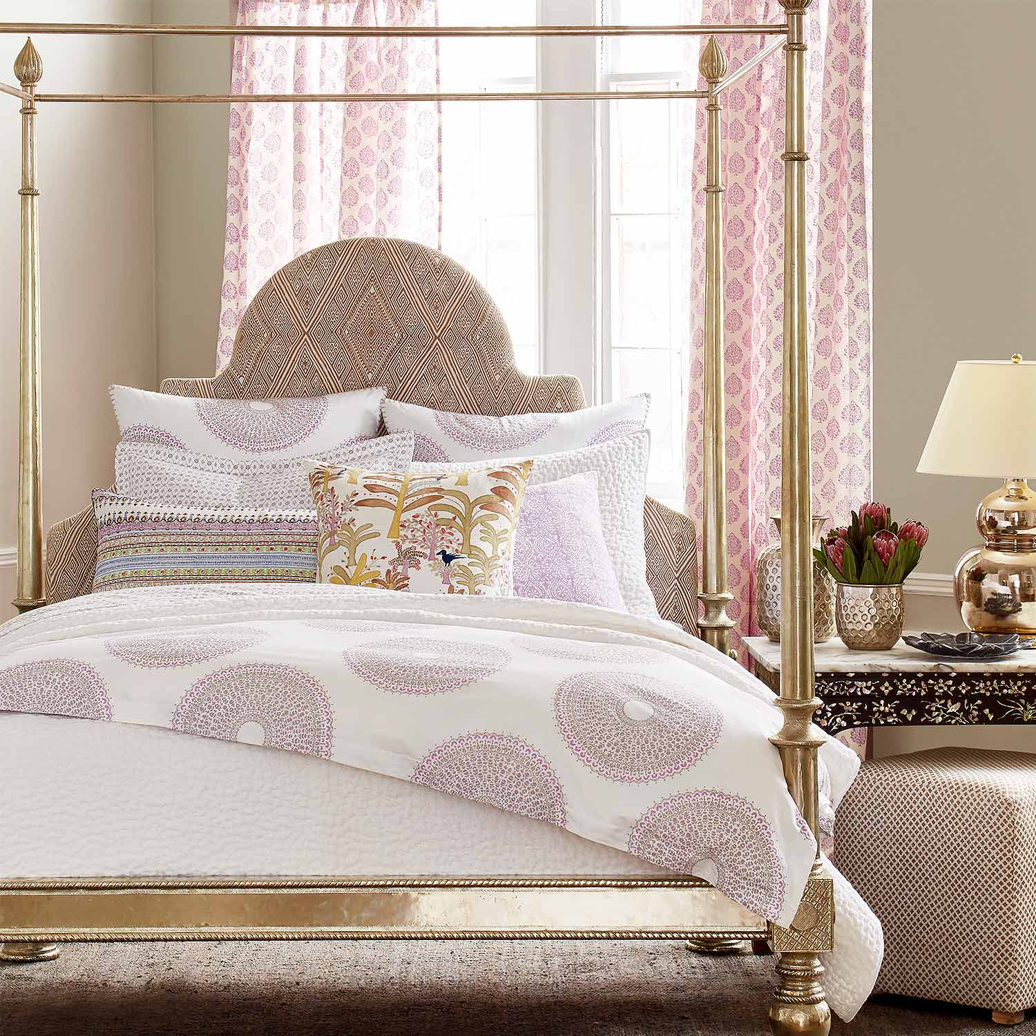 Nalika Bed Collection
