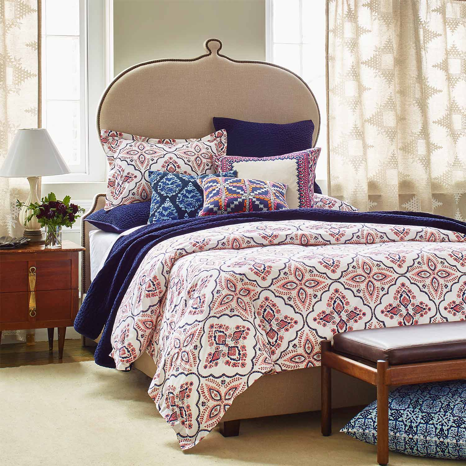 Salila Bed Collection