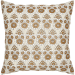 Diwan Gold Decorative Pillow