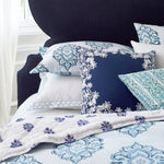 Majjan Indigo Decorative Pillow