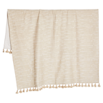 Shibori Sand Throw