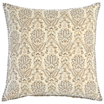 Ninna Metallic Decorative Pillow
