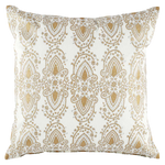Tarani Metallic Decorative Pillow