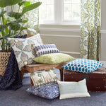 Lavanna Indigo Decorative Pillow