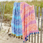 Ramya Coral Beach Towel