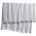 Niccan Gray Throw