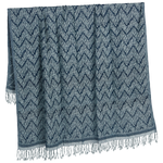 Sampati Indigo Throw