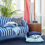 Niccan Indigo Throw
