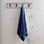 Kalan Indigo Bath Towels