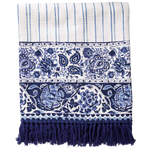Badari Indigo Throw