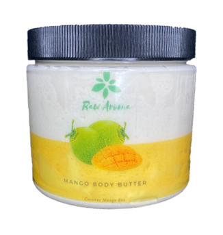 Whipped Mango Butter