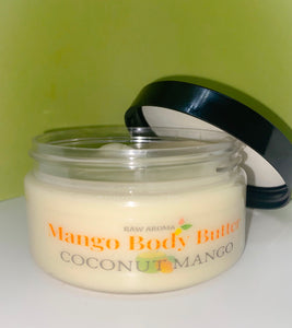Whipped Coconut Mango w. coconut oil