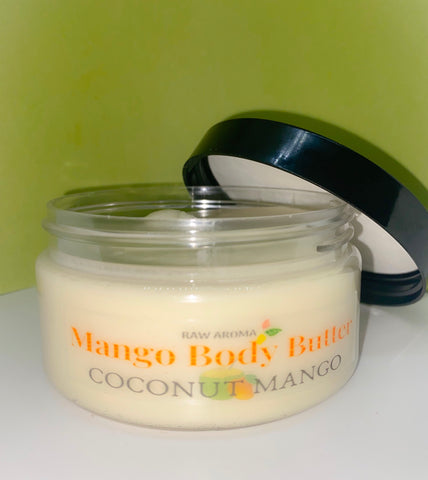 Whipped Mango Butter - Coconut Mango