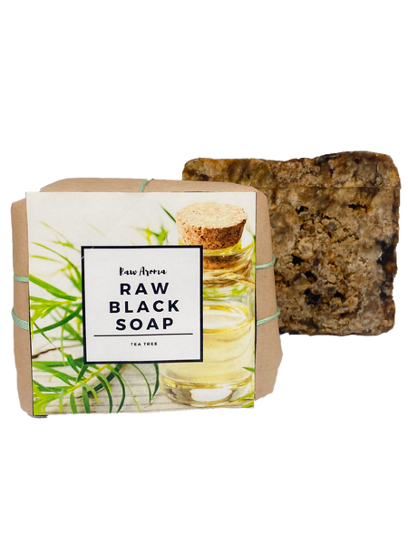 Tea Tree Black Soap