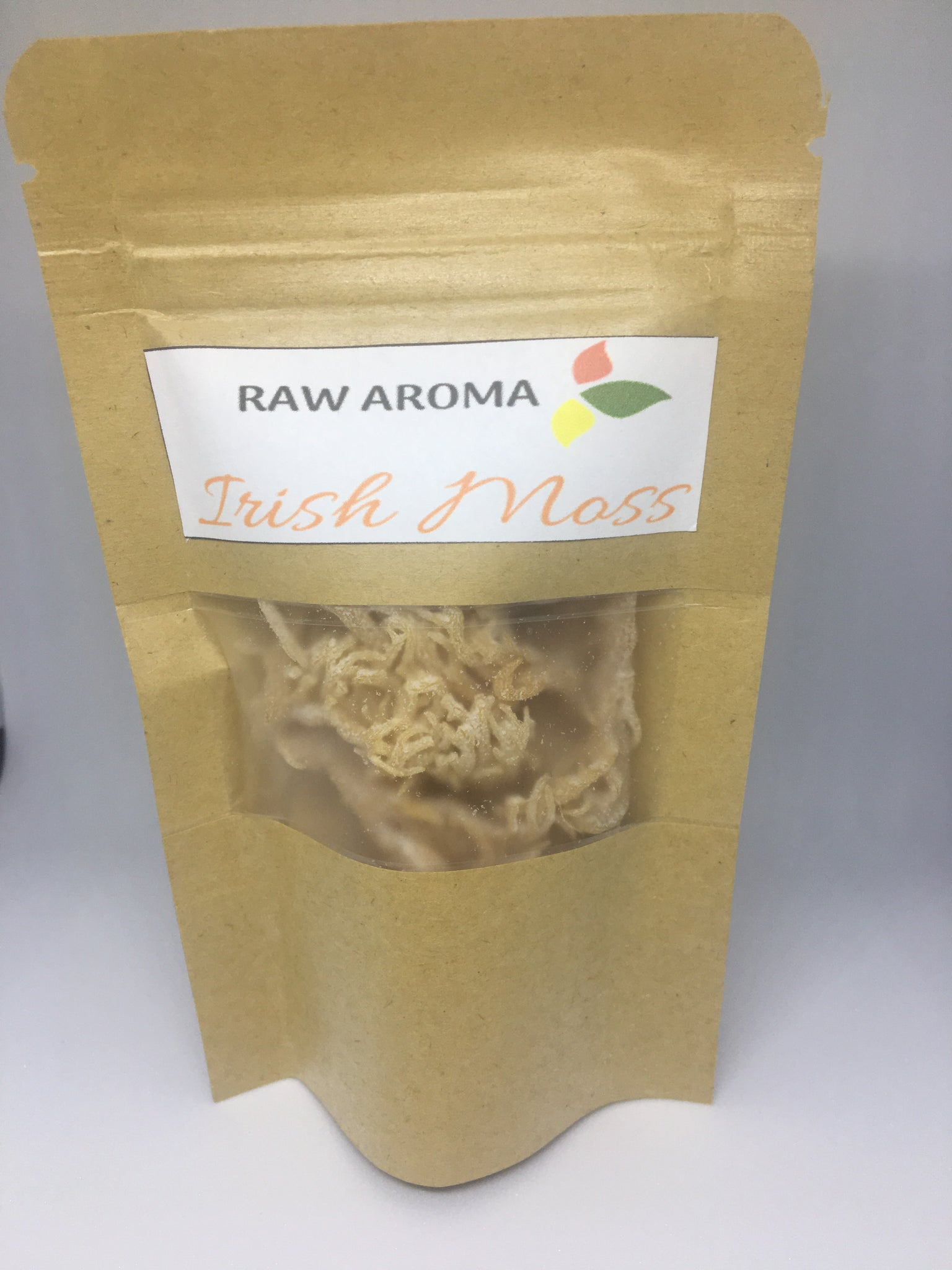 Raw Irish Moss