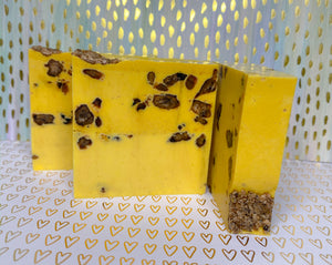 Turmeric African Black Soap - unscented
