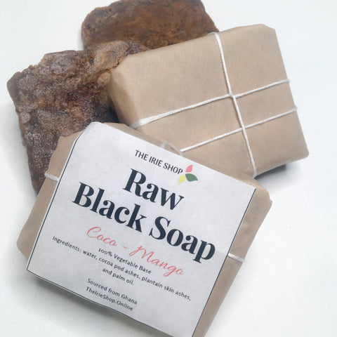 Coconut Mango Black Soap