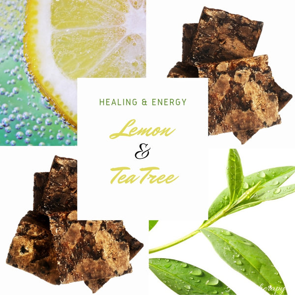 Healing & Energy Black Soap (3 Set)
