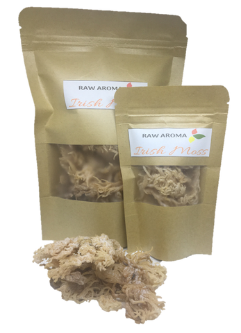 Raw Irish Sea Moss