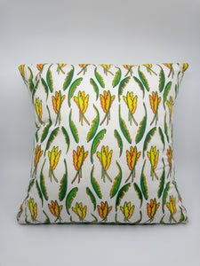 Banana Leaf Pillow