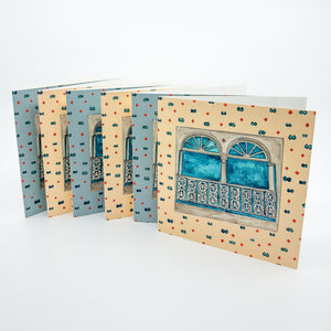 Uptown Windows Architectural Stationery Set