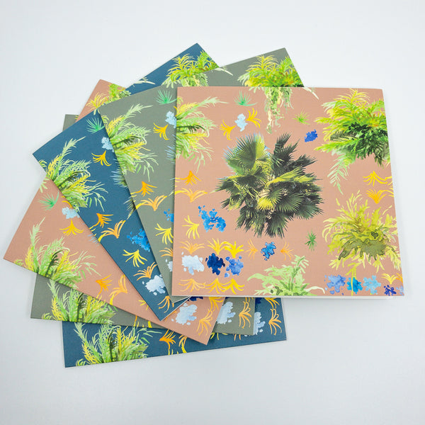 French Quarter Ferns Stationery Set