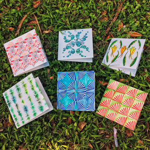 Notecard Sets, 6 unique cards and envelopes
