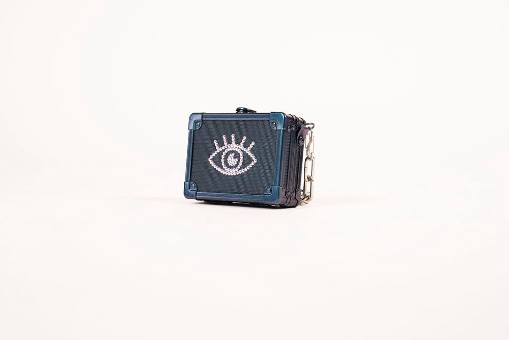 Mini Cyclops Pocket Box / Galaxy Blue