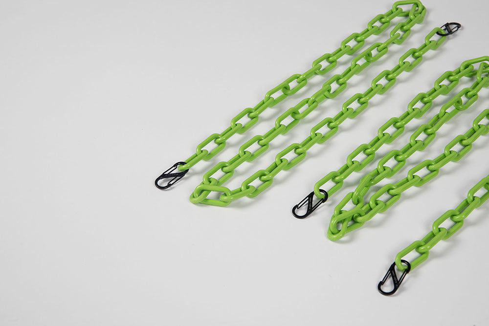 Lime Plastic Chain