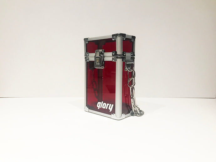Red Vainglory Travel Pocket Box