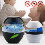 Electric Mosquito Killer Lamp LED USB Charging