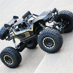 609E 1/8 2.4G 4WD RC Car Electric Off-Road Vehicles Truck RTR Model Kid Children Toys