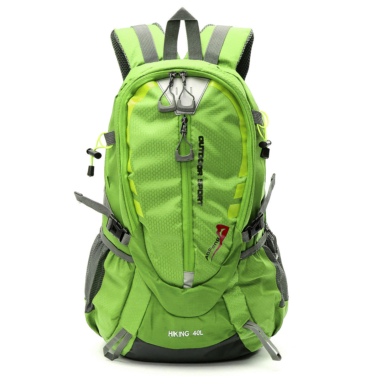 Xmund XD-DY6 40L Waterproof Nylon Backpack Sports Travel Hiking Climbing Camping Bag Mountaineering Cycling Men Women Unisex Rucksack