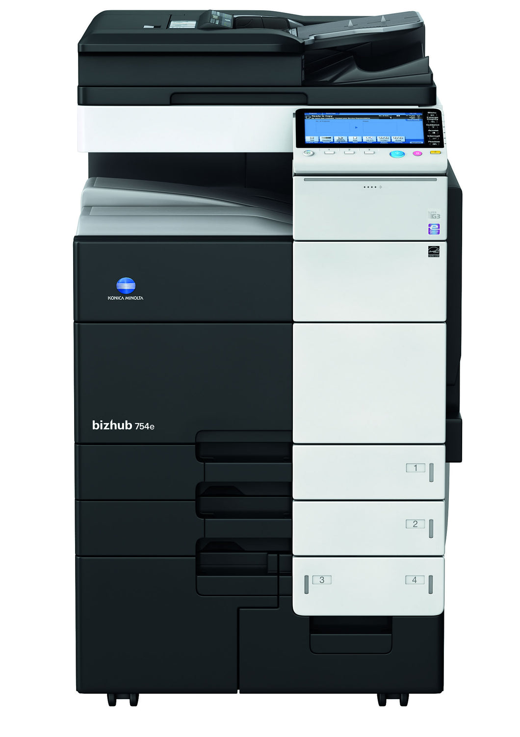 Konica Black and White Copiers 754