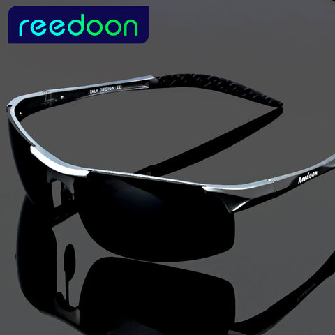 Aluminum Sports Men Sunglasses