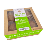 Load image into Gallery viewer, Apple Applesauce Muffin (Box of 4) - DAIRY-FREE