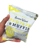 Load image into Gallery viewer, Banana Walnut Protein Muffin (Box of 4)