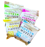Load image into Gallery viewer, Protein Muffin Variety Pack (Box of 4)